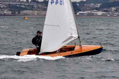 More information on And the Pinnell & Bax sail goes to . . . .