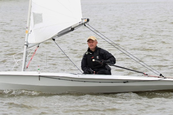 More information on Southern Paddle P&B sail won by Phil Halldron