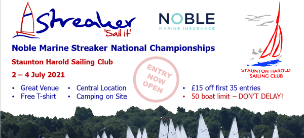 More information on Nationals Entries coming in thick and fast!
